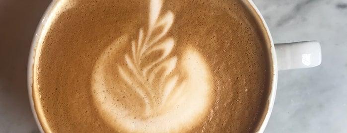 35 North Coffee is one of Tempat yang Disukai Nik.