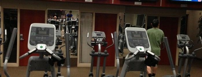 Life Time Fitness is one of Yunus : понравившиеся места.