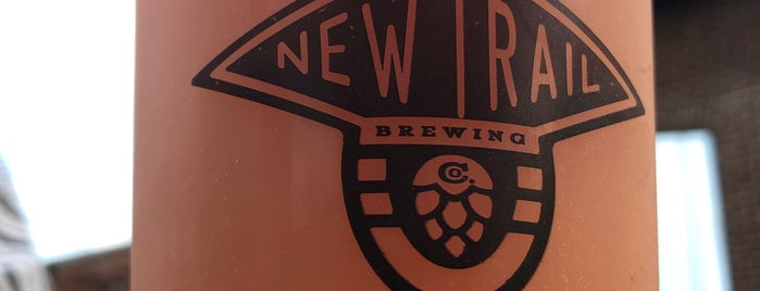 New Trail Brewing is one of My Brewery List.