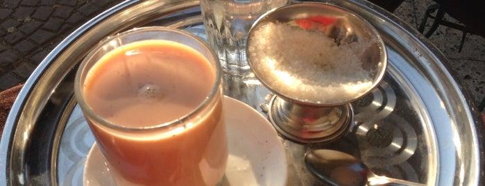 El Sahafa Cafe is one of George'nin Beğendiği Mekanlar.
