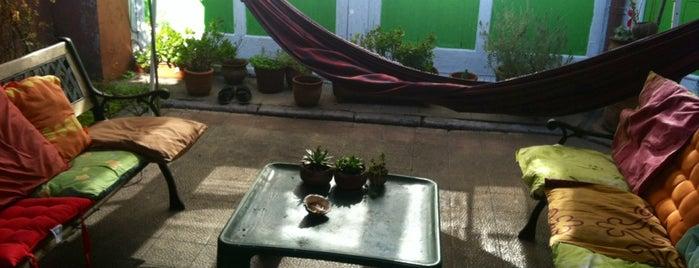 Eco Hostel is one of City Hero.