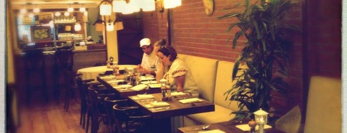 Localino Cafe & Risttorante is one of Buralarda yenilsin..