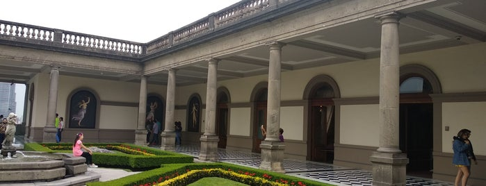 Salón Alcázar De Chapultepec is one of CDMX - Music.