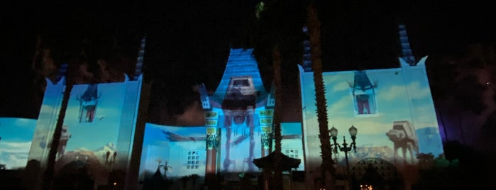 Star Wars: A Galactic Spectacular is one of Lugares favoritos de Lindsaye.