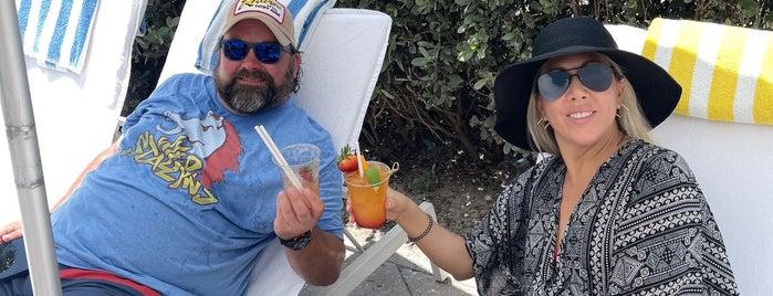 Casa Marina Outside Bar is one of Key West Essentials.