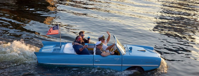 Amphicar Landing is one of Foodie - Misc 1.