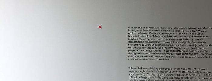 Museo Universitario de Arte Contemporáneo (MUAC) is one of Argelia 님이 좋아한 장소.