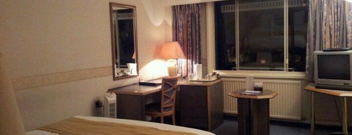 Copthorne Hotel Birmingham is one of Lieux qui ont plu à Scott.