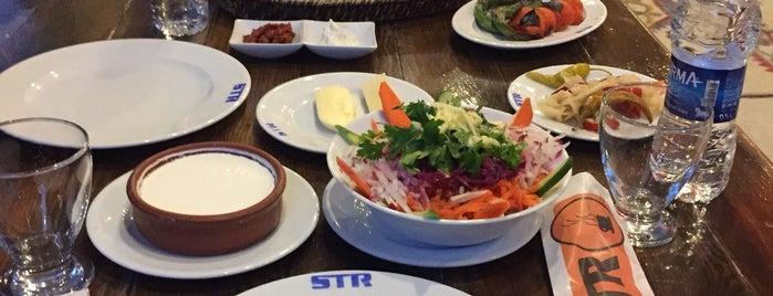 STR Restaurant is one of Aydın'ın Kaydettiği Mekanlar.