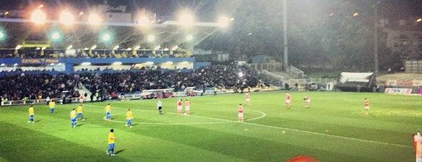 Стадион «Антониу Коимбра да Мота» is one of Part 1~International Sporting Venues....