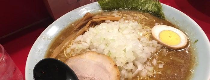 長浜らーめん 世田谷店 is one of Hideさんの保存済みスポット.