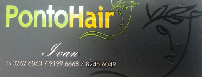 Ponto Hair is one of Ios publicidades.