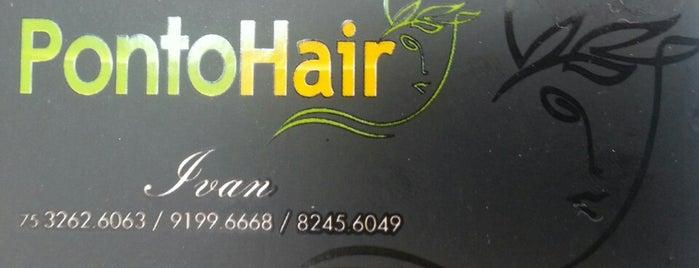 Ponto Hair is one of Ios publicidades.