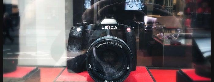 Leica Store SoHo is one of Posti che sono piaciuti a Danyel.