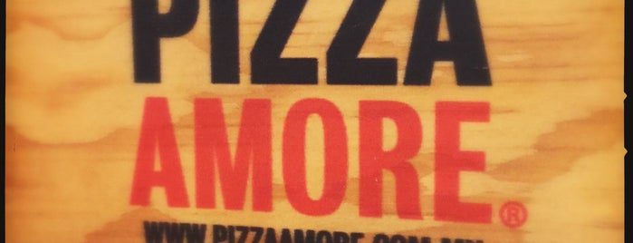 Pizza Amore is one of H&S CDMX.