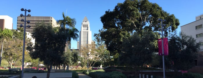 Grand Park is one of LA Hitlist.