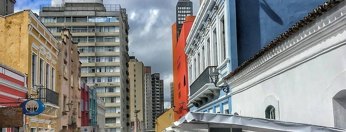 Centro is one of Curitiba.