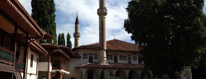 Ханский дворец / Khan Palace is one of Crimea.