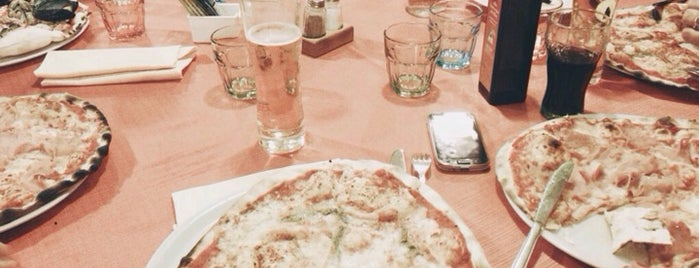 Ristorante Pizzeria Portofino is one of สถานที่ที่ Patrizia Diamante ถูกใจ.
