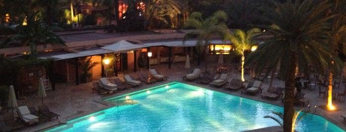 Es Saadi Gardens & Resort is one of Marrakech & Essaouira & Tanger.