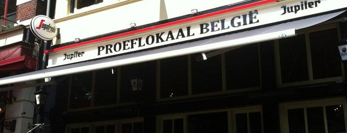Proeflokaal België is one of Lieux qui ont plu à Bram.