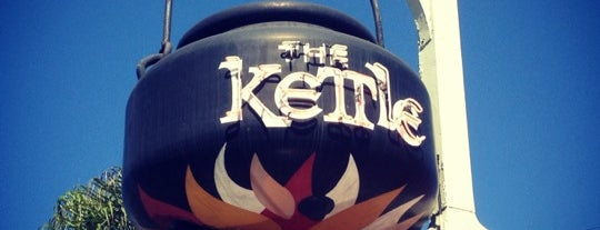 The Kettle Restaurant is one of California's best places ;).