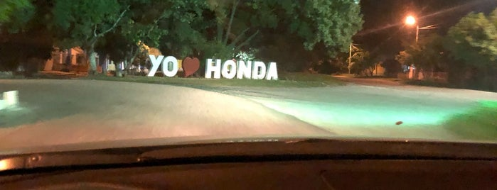 Honda is one of Para Editar.