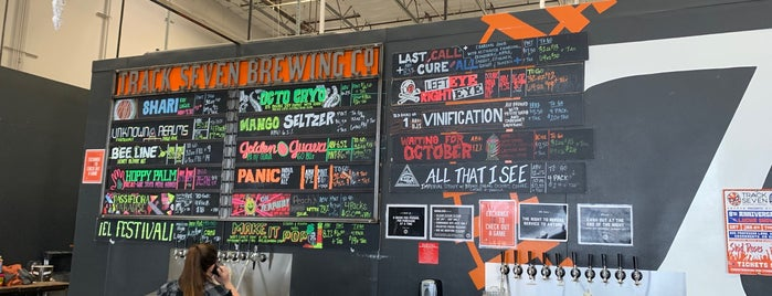Track 7 Brewing Co. is one of Sacramento.