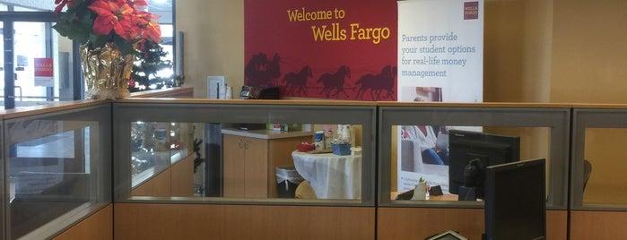 Wells Fargo is one of Lugares favoritos de Fernando.
