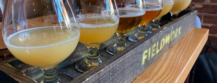 Fieldwork Brewing Sacramento Taproom is one of Beer Spots.