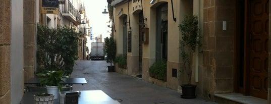 Restaurante Embruix is one of Sitios visitados.
