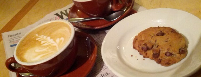 Under Town Coffee & Wine Bar is one of Cuppa Everywhere.