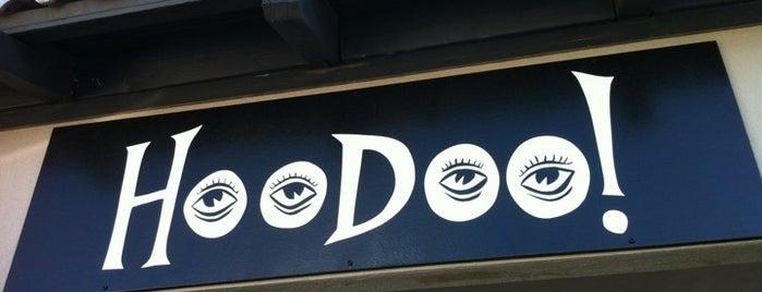 Hoodoo is one of Kim'in Beğendiği Mekanlar.