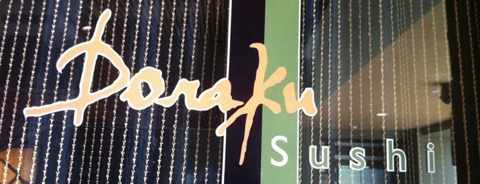 Doraku Sushi is one of Oahu: The Gathering Place.