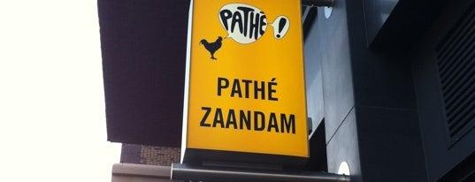 Pathé Zaandam is one of Posti che sono piaciuti a Nathalie.