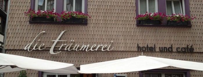 Die Träumerei is one of Design Hotels.