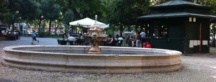 Jardim Constantino is one of Gespeicherte Orte von Fabio.
