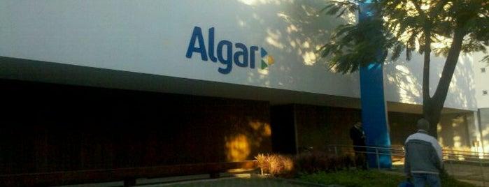 Algar Telecom is one of Tempat yang Disukai Bruno.