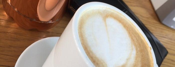 LONDON BRIDGE coffee is one of 2:8.