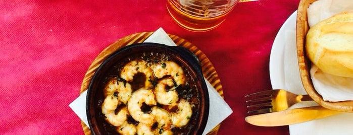 Restaurante Alberto is one of Para volver.