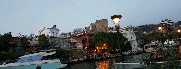 Rumeli Hisarı is one of Yağmur : понравившиеся места.