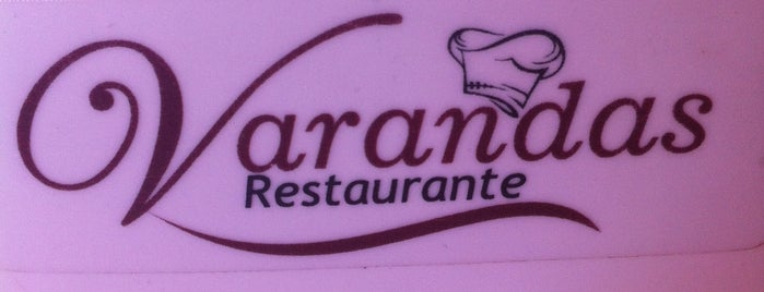 Varandas Restaurante is one of Tops.