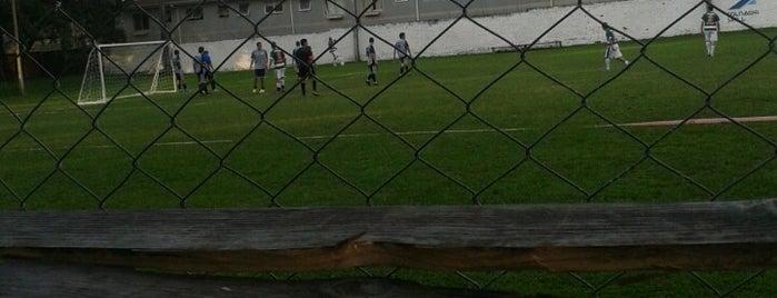 Clube Rio Branco is one of Posti salvati di Pritz.