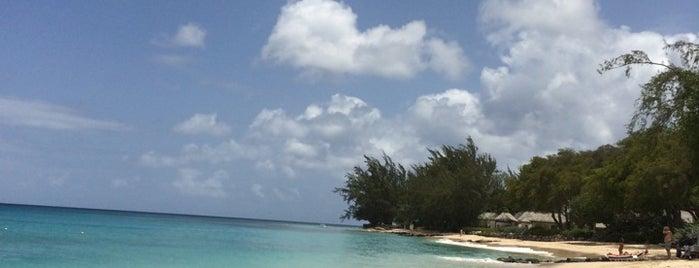 Colony Club Beach is one of Barbados West Coast Boardwalk.