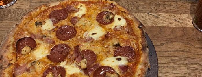 Ishusid Pizzeria is one of Migue 님이 좋아한 장소.