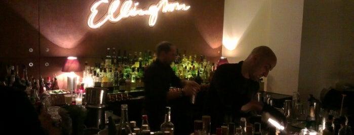 Bar Ellington is one of The List:Dusseldorf.