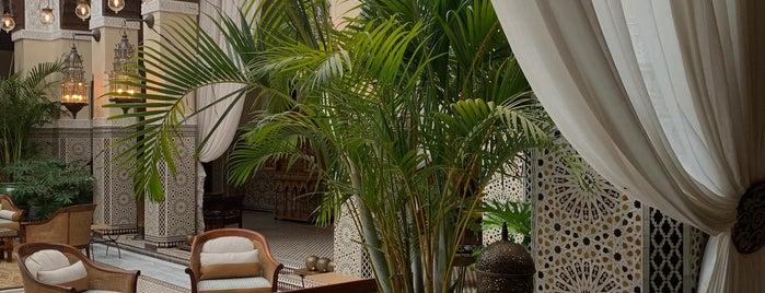 Royal Mansour, Marrakech is one of Marrakech & Essaouira & Tanger.