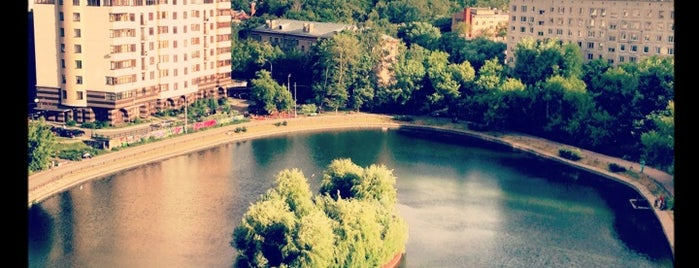 Егерский пруд is one of JTop.