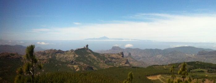 Mirador del Pico de los Pozos de las Nieves is one of CANARIAS ★ Turismo ★.