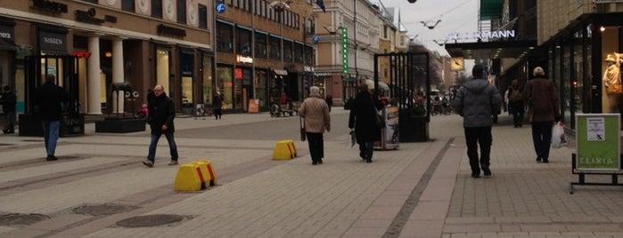Kävelykatu is one of Turku.